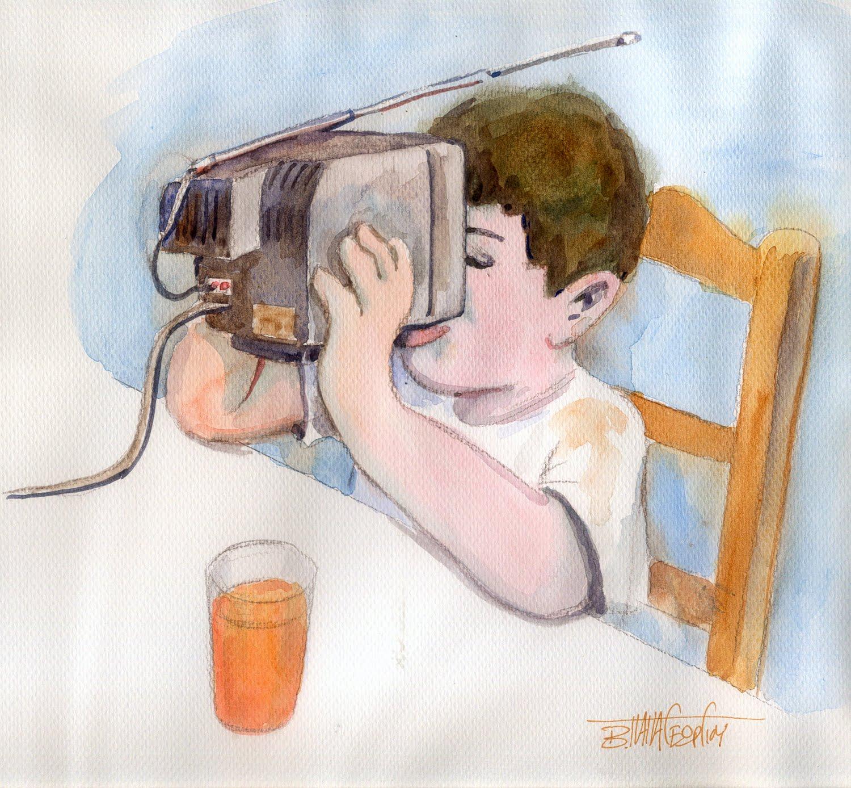 Τηλεόραση και παιδι