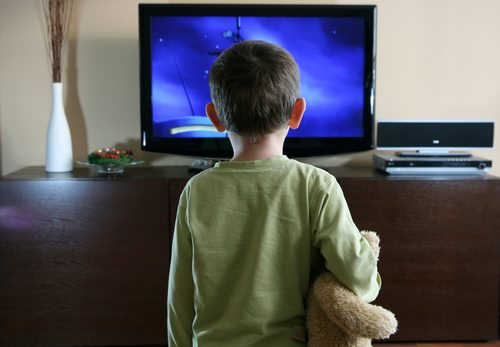 Τηλεόραση και παιδί