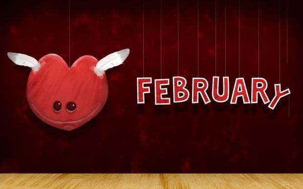 ΦΕΒΡΟΥΑΡΙΟΣ: HAPPY LOVE MONTH!
